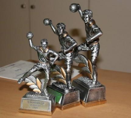 Raiffeisen-Cup 2015 - Pokale